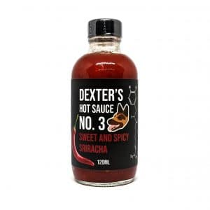 Dexters Sweet and Spicy Sriracha Hot Sauce